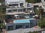 1 Aerial View Villa Dolce Vita