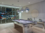 VM Cellar and pool table area