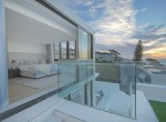 17. Master Bedroom at Sunset