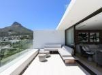 28. Terrace area off Lounge