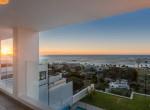 41. Sunset views