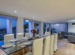 44. Indoor entertainment area